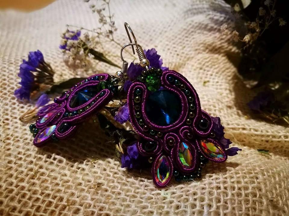 Ďalšie úžasné šperky od Mariben Bijou  Jej ručne robené šperky 2a878501629